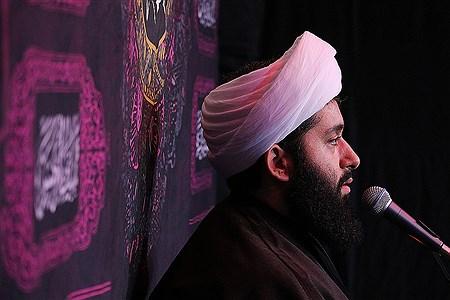 مراسم عزاداری ایام فاطمیه  | Amir Hossein Yeganeh