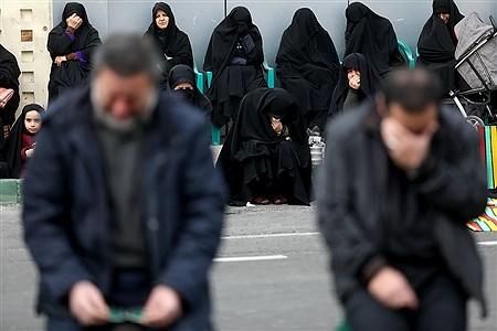 اجتماع عاشورای فاطمی در میدان هفت تیر | Bahman Sadeghi