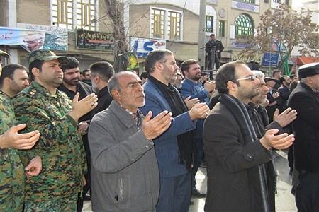 اجتماع بزرگ عزادارن فاطمی در کرمانشاه | Vahid moradi