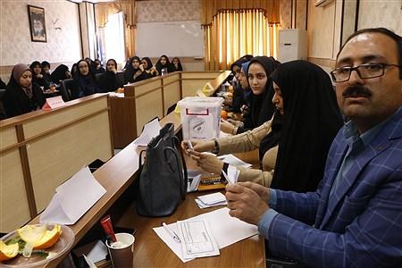 دهمین دوره انتخابات مجلس دانش آموزی استان قم (دختران) | Reyhane Rezaei H