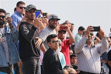 اولین روز از مسابقات شتاب بزرگ کیش  | Amir Hossein Yeganeh