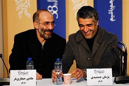 چهارمین روز سی و هشتمین جشنواره فیلم فجر | Hossein Paryas