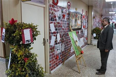 ویژه برنامه های «لاله های روشن» در در مدارس شاهد کوثر، خاتم و باقرالعلوم قزوین    masoud mirzaei