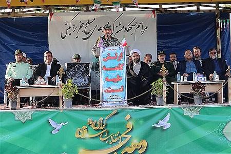 صبحگاه مشترک نیروهای نظامی و انتظامی  | Amir Hossein Yeganeh
