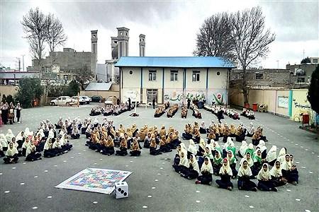 برگزاری المپیاد ورزشی در شهرستان ملارد | Seiedeh Zahra Samadi