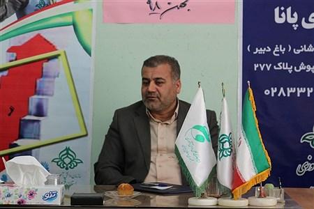 نخستین نشست اعضای شورای دانش آموزی استان قزوین | masoud mirzaei