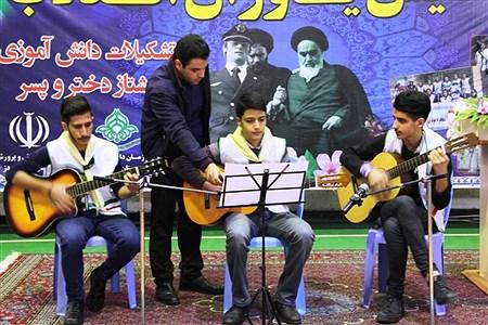 همایش یاوران انقلاب در شاهین دژ | Pana