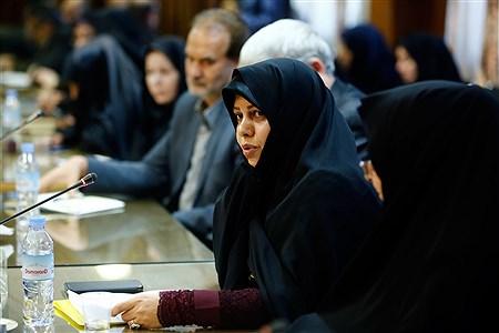نشست صمیمی وزیر آموزش و پرورش با مدیران و کارکنان سازمان نهضت سواد آموزی   Hossein Paryas