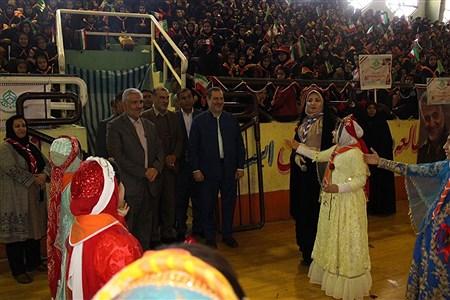 همایش بزرگ یاوران انقلاب با عنوان سپاس سردار   samad