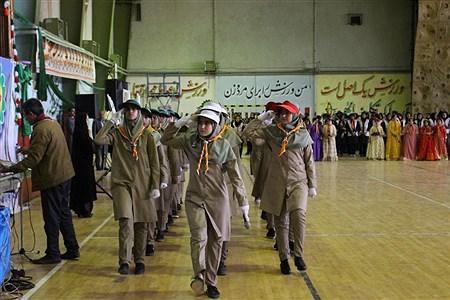 همایش بزرگ یاوران انقلاب با عنوان سپاس سردار-2 | samad ehsani