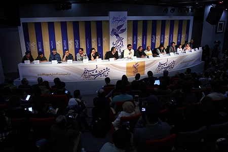 آخرین روز سی و هشتمین جشنواره فیلم فجر | Hossein Paryas