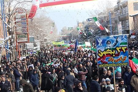 راهپیمایی 22 بهمن در ارومیه | Reza Maroufi
