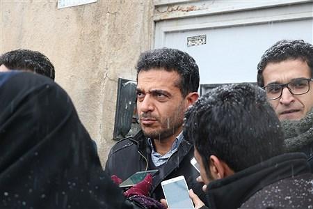 افتتاحیه و بازگشایی محله فرخ سرشت توسط شهرداری منطقه ٣ همدان | Ali Bayat