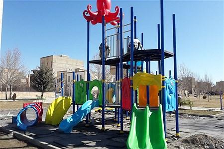 افتتاحیه و بازگشایی محله فرخ سرشت توسط شهرداری منطقه ٣ همدان |