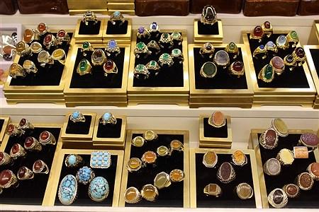 دوازدهمین دوره نمایشگاه بین المللی طلا،نقره،جواهر، ساعت و صنایع وابسته   Nazanin Saraei