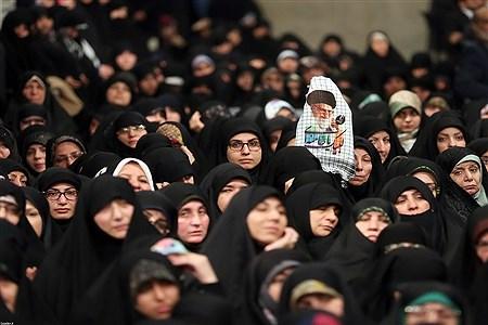 دیدار ذاکران اهلبیت علیهمالسلام با رهبر معظم انقلاب | Leader.ir