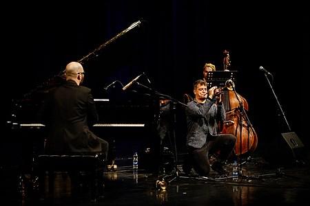 چهارمین شب سی و پنجمین جشنواره موسیقی فجر   Ali Sharifzade