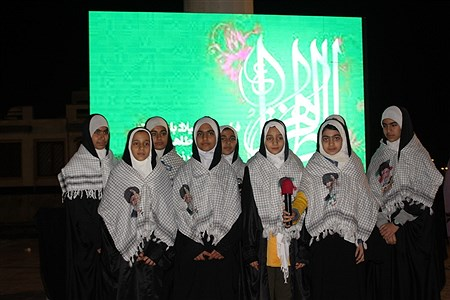 جشن میلاد کوثر | Zeinab Pakbaz