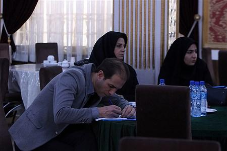 کارگاه آموزشی کشوری پیشگیری انتخابی نوجوانان در معرض خطر   Zahra Alihashemi