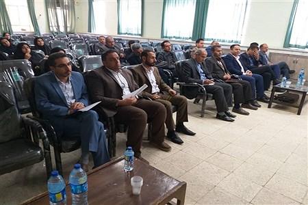 برگزاری کارگاه بهداشت(ویروس کرونا)درشهرستان حمیدیه   SalimehTorfi
