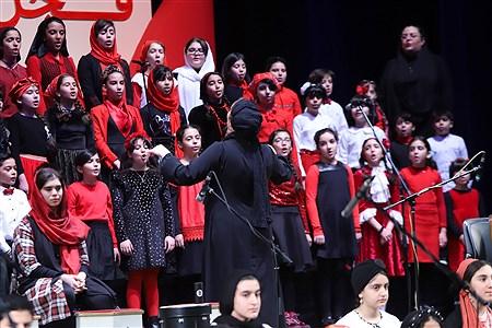 ششمین شب جشنواره موسیقی فجر | Zahra Alihashemi