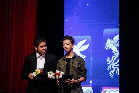 مراسم تجلی اراده ملی سی و هشتمین جشنواره فیلم فجر  | Ali Sharifzade