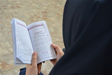 برگزاری مسابقات قرآن و احکام مرحله منطقه ای در فیروزکوه | Fatemeh shah hosseini