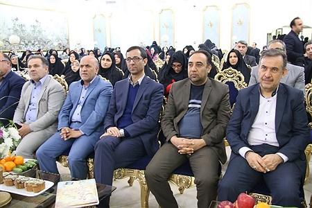همایش تجلیل از پژوهشگران برتر آموزش و پرورش اسلامشهر  | Fatemeh Gadamzadeh