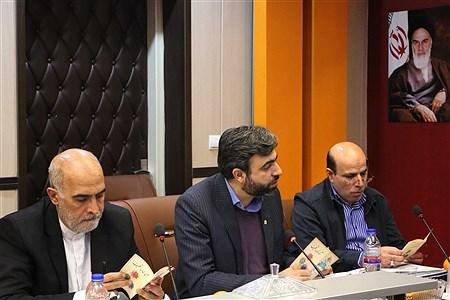 نشست کارگروه همکاری مشترک وزارت آموزش و پرورش و ستاد مرکزی اقامه نماز  | Hadi FakhariSalem