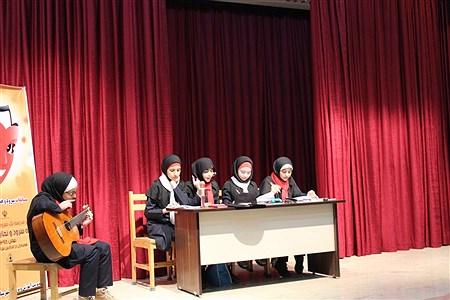 جشنواره سرود و هنرهای نمایشی آموزش و پرورش اسلامشهر   Fatemeh Gadamzadeh
