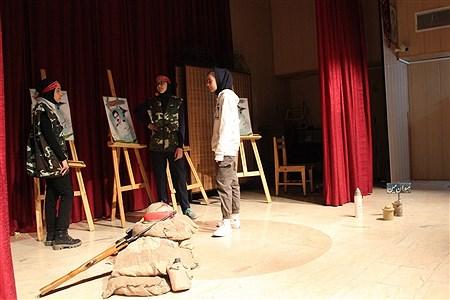 جشنواره سرود و هنرهای نمایشی آموزش و پرورش اسلامشهر | Fatemeh Gadamzadeh