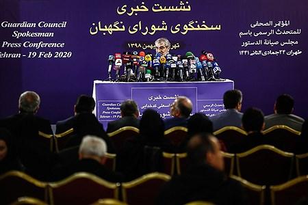عباسعلی کدخدایی سخنگوی شورای نگهبان | Ali Sharifzade