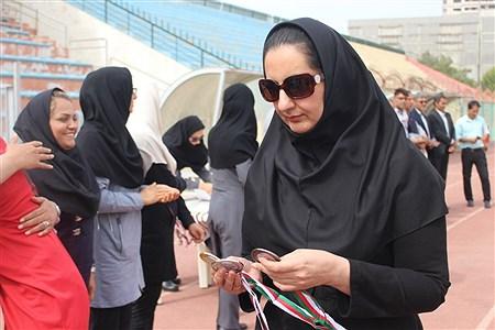 رشته دو و میدانی | Zeinab Pakbaz