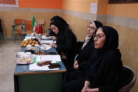 برگزاری جشنواره همیار معلم در شهرقدس | Saba Bahrami