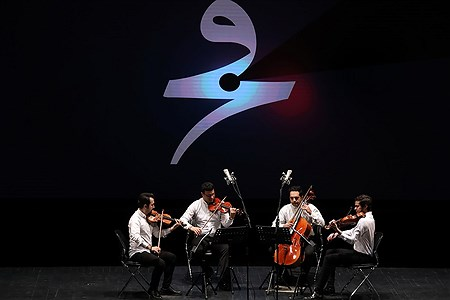 اختتامیه سی و پنجمین جشنواره موسیقی فجر | Bahman Sadeghi