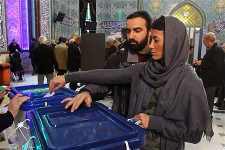 یازدهمین دوره انتخابات مجلس شورای اسلامی و میاندورهای مجلس خبرگان رهبری | Hossein Paryas