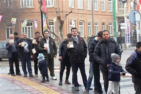 جلوه های ویژه  انتخابات مجلس شواری اسلامی در ارومیه | Reza Maroufi