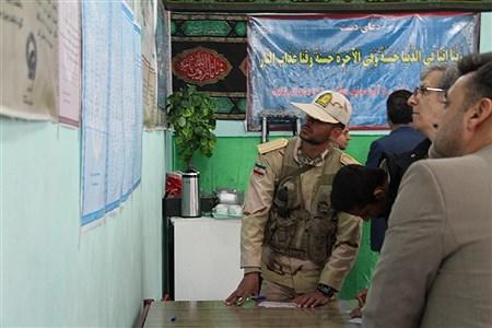 انتخابات یازدهمین دوره «مجلس» و میان دوره ای «خبرگان» در مشهد   Ehsan Hadi
