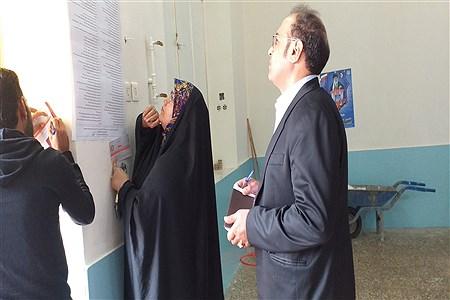 برگزاری یازدهمین دوره انتخابات مجلس شورای اسلامی درشهرستان حمیدیه | SalimehTorfi