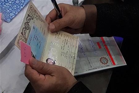 یازدهمین دوره انتخابات مجلس شورای اسلامی در اهواز | Amir Reza Rezavi