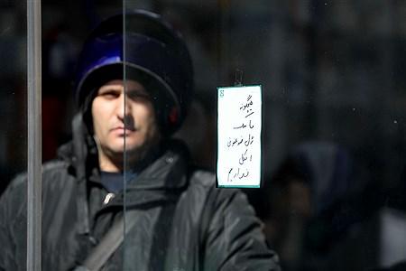 کرونا در تهران   Bahman Sadeghi