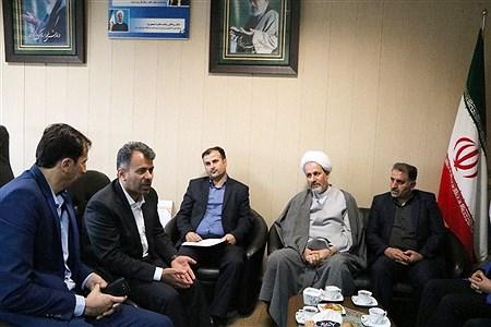 دیدار روسای نواحی و مناطق با مدیرکل جدید آموزش و پرورش قزوین | mohsen hoseinkhani