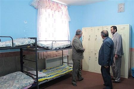 بازدید مدیر کل آموزش وپرورش از مدارس شبانه روزی شهرستان خوسف | MohadesehHesami