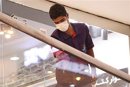پیشگیری از کرونا ویروس در کیش  | Amir Hossein Yeganeh