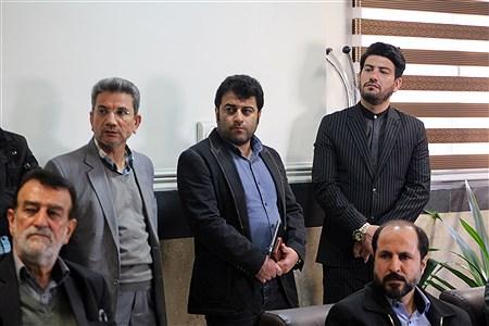 مراسم تکریم و معارفه شهردار چهاردانگه | Farzad Mohammadi