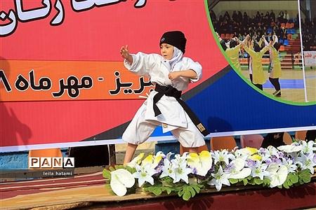 برگزاری جشنواره ورزش همگانی در تبریز  
