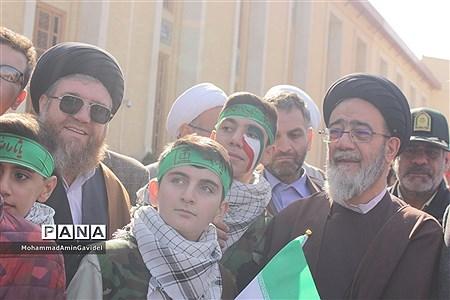 راهپیمایی ۱۳ آبان در تبریز  