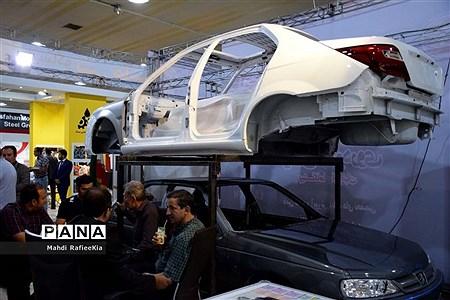 نمایشگاه بینالمللی صنعت خودرو و حمل و نقل در تبریز  