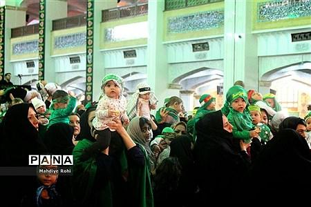همایش شیرخوارگان حسینی در تبریز  