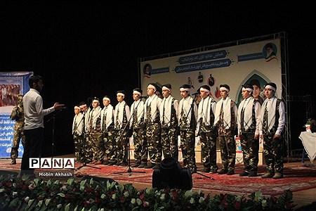 همایش طلایهداران گام دوم انقلاب در تبریز  